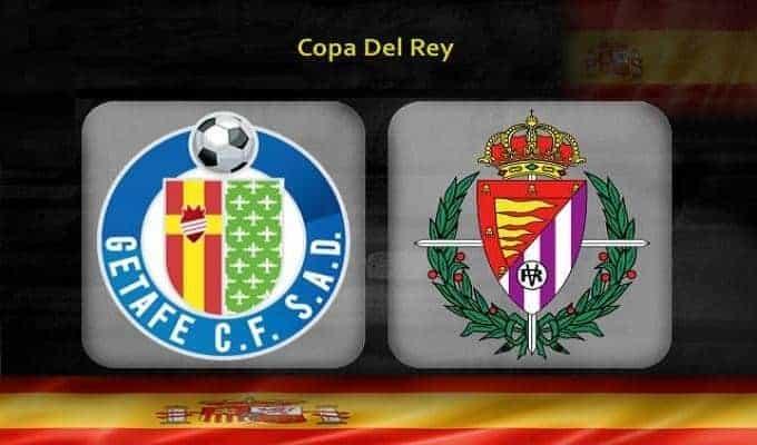 Soi keo nha cai Getafe vs Real Valladolid 15 12 2019 VDQG Tay Ban Nha