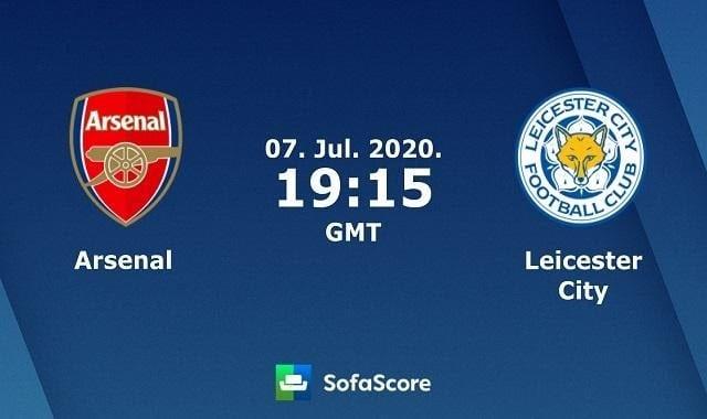 Soi keo nha cai Arsenal vs Leicester City, 9/7/2020 – Ngoai hang Anh