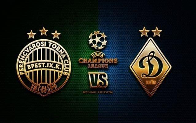 Soi keo nha cai Ferencvaros vs Dynamo Kyiv, 29/10/2020 - Cup C1 Chau  Au